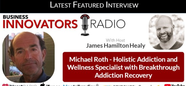 Podcast Interview – Business Innovators' Radio