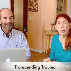 "Exciting Announcement! Introducing ""Transcending Trauma"""